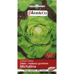 Sałata - masłowa gruntowa Michalina - 1g - Plantico