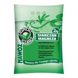 Siarczan magnezu - nawóz magnezowy 2kg - Ogród Start