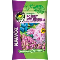Nawóz do roślin kwaśnolubnych 5kg - Ogród Start