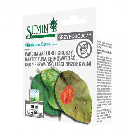 Miedzian extra 350 SC 60 ml - Sumin