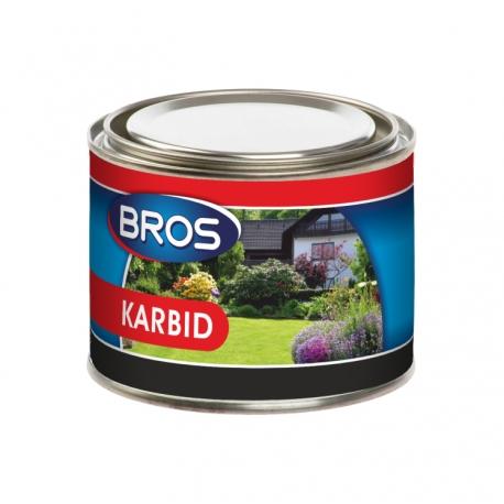 Karbid granulowany 500 g - Bros