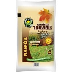 Nawóz jesienny na trawnik 25kg - Ogród Start