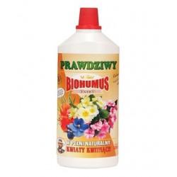 Biohumus do kwiatów kwitnących