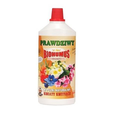 Biohumus Extra Kwiaty Kwitnące 1 litr