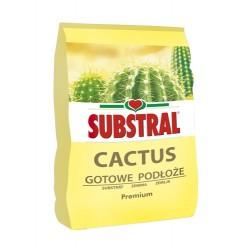 Podłoże do kaktusów 3L premium