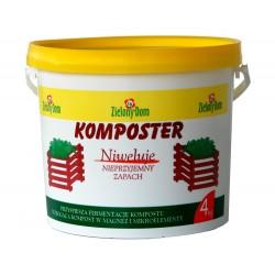 Komposter 4 kg