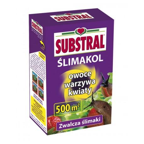 Ślimakol - zwalcza ślimaki