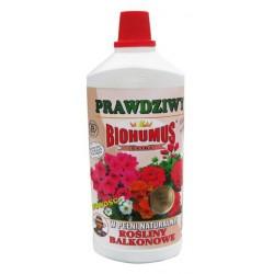 Biohumus do roślin balkonowych
