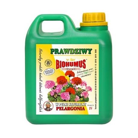 Biohumus Extra Pelargonia 2 litry