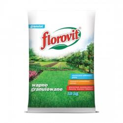 Wapno granulowane, nawóz do odkwaszania gleby 20 kg - Florovit
