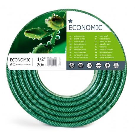 """Wąż ogrodowy ECONOMIC 1/2"""" 20 mb"""