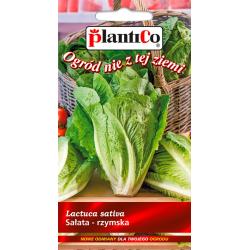 Sałata - rzymska - 0,5g - Plantico