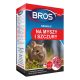 Granulat na myszy i szczury 500g - Bros