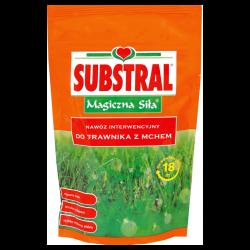 Nawóz interwencyjny do trawnika z mchem 350g - Substral