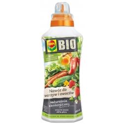 Nawóz do warzyw i owoców - 500 ml - Compo